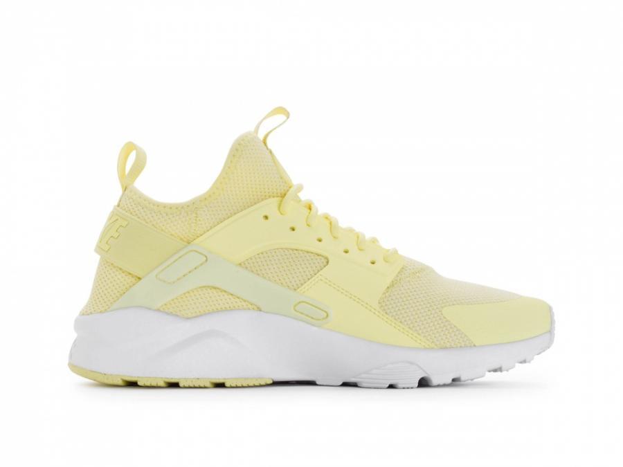 air huarache run ultra femme jaune
