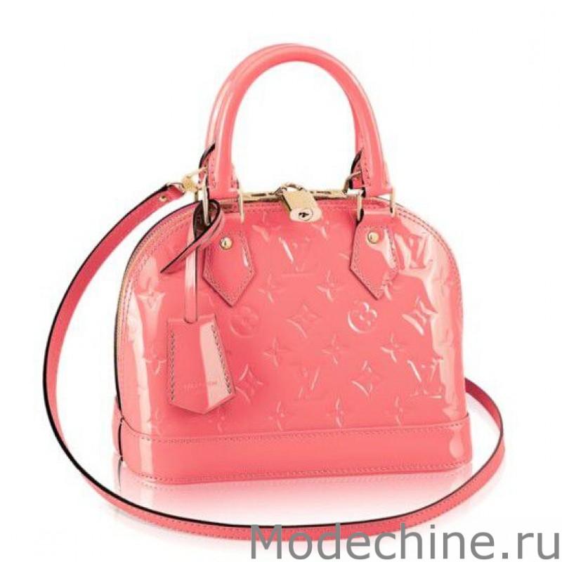 95ba29f173ea Sac porté main Alma BB Louis Vuitton - Photo A78908-b sac louis vuitton  rouge vernis
